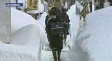 Japon neige