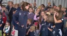 Kate Middleton : première sortie officielle sportive après la naissance de Charlotte