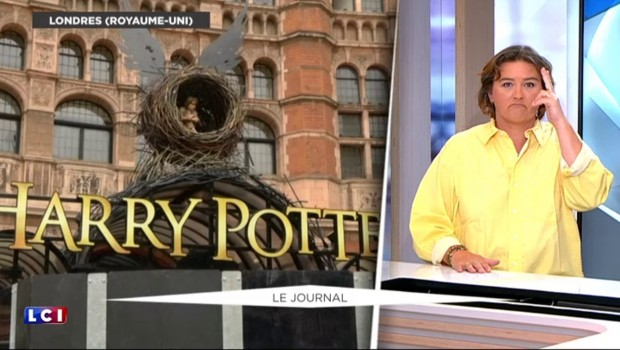 """La suite de la saga """"Harry Potter"""" démarre sur scène à Londres"""