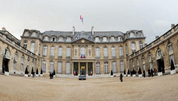 Le palais de l'Elysée/Image d'archives