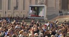 """Le pape dénonce une """"intolérable brutalité"""" en Irak et en Syrie"""