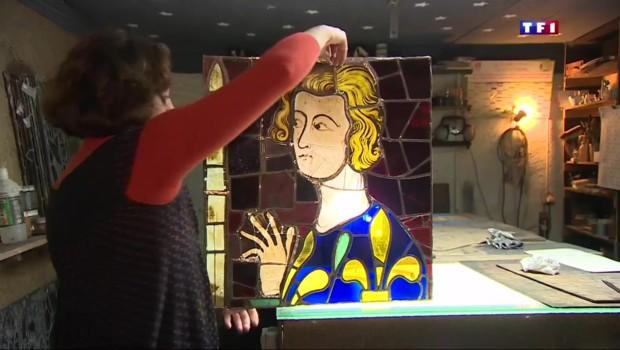 Loin d'être éternels, les vitraux de nos cathédrales attaqués par la pollution