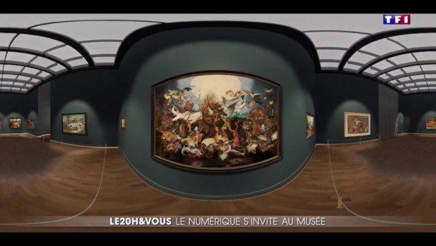 Morphing, chasses au trésor, quand le numérique s'invite au musée