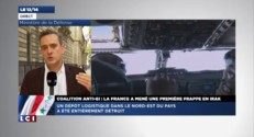 Première frappe française en Irak : comment s'est déroulée l'opération