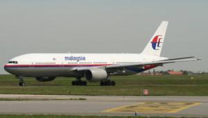 Un avion Malaysian, le 28 avril 2010 à Roissy.