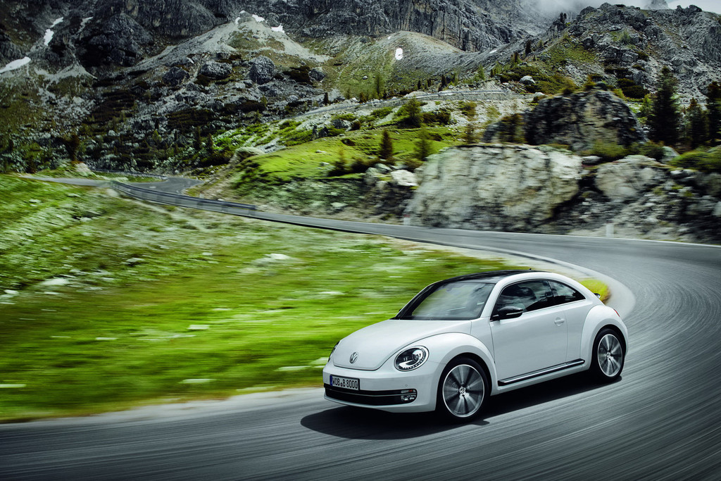 news automoto volkswagen coccinelle les prix de la nouvelle beetle mytf1. Black Bedroom Furniture Sets. Home Design Ideas
