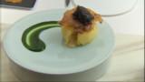 Pomme de terre au caviar