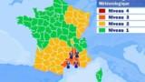 Alerte à la canicule pour six départements du sud