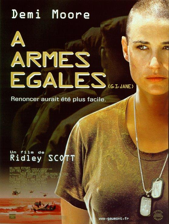 A armes égales film streaming
