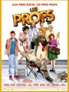 Affiche du film Les Profs