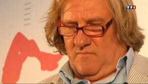 Depardieu veut rendre son passeport français