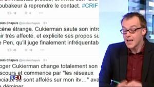 Dîner du Crif : Twitter a réagi aux propos de Roger Cukierman