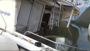 Le 20 heures du 5 janvier 2014 : La R�ion panse ses plaies apr�le cyclone - 703.317