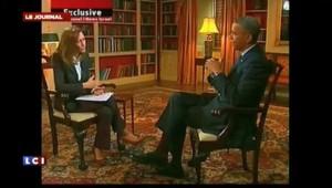 """Obama : """"l'Iran aura l'arme nucléaire dans un peu plus d'un an"""""""