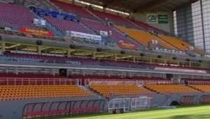 TF1/LCI : Le stade Bollaert de Lens