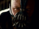 Tom Hardy en Bane dans The Dark Knight Rises de Christopher Nolan