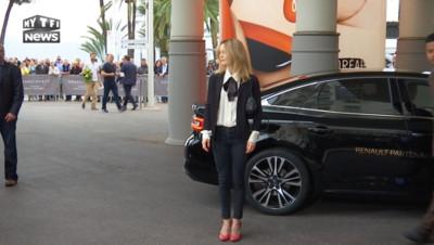 Vannessa Paradis, membre du jury de la 69e édition du festival de Cannes