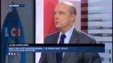 """Débat Fillon/Copé : Juppé se """"réjouit"""" qu'il n'y ait """"pas eu d'affrontement"""""""