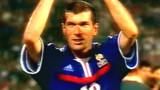 Zidane revient parmi les siens