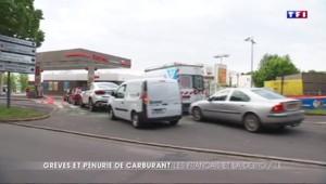 Grèves et pénurie d'essence : comment s'organisent les français ?