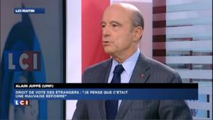 Juppé : « Arnaud Montebourg est ridicule »
