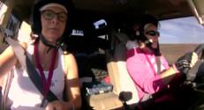 Le 20 heures du 20 octobre 2014 : Rallye f�nin : deux infirmi�s fran�ses au d�%u2026 pour la bonne cause! - 1523.3513135375974