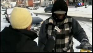 Le 20 heures du 5 janvier 2014 : Les Etats-Unis toujours sous un froid polaire - 839.032