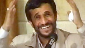 le nouveau président iranien Ahmadinejad (LCI)