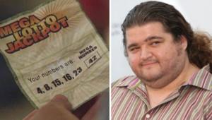 Lost Loto Hurley Jorge Garcia