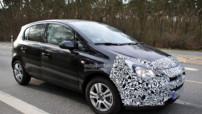 Opel Corsa 2013 Scoop