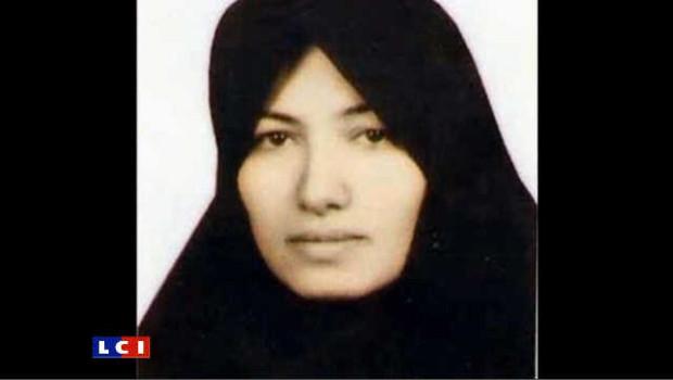 Sakineh : sa condamnation suspendue