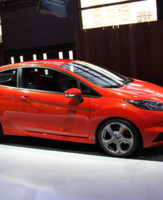 Ford Fiesta Mondial Auto 2012