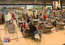 Semaine de l'emploi grande distribution alimentation supermarché rayon caisses hypermarché