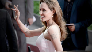 Angelina Jolie à Berlin en juin 2013