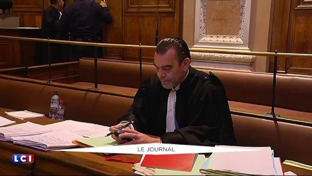 Attentats de Paris : Frank Berton, avocat français de Salah Abdeslam