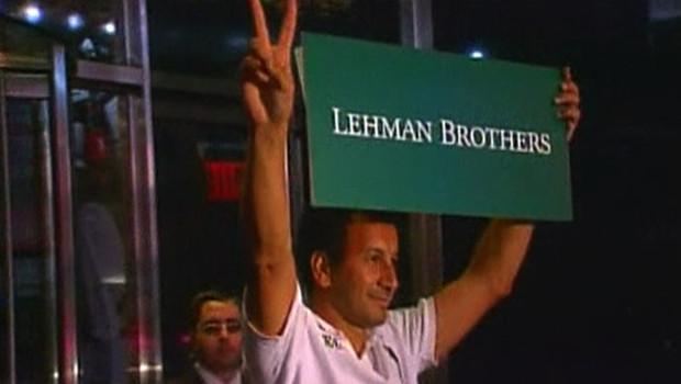 Cauchemar du secteur bancaire : le crash de Lehman Brothers, en septembre 2008