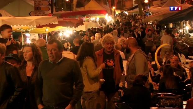 Dans les allées du marché nocturne de Vie-Fezensac