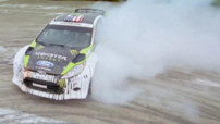 Ken Block Ford Fiesta RS WRC HFHV