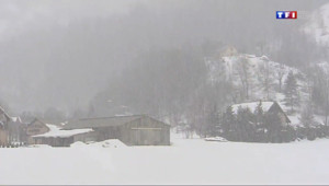 Le 13 heures du 20 février 2014 : A la d�uverte des Haute-Alpes (4/5) : le village de La Chapelle - 2241.8704248657227