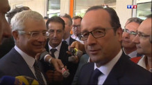 Le 20 heures du 2 septembre 2014 : Contr�des ch�rs : Fran�s Hollande �te la question - 718.613