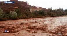 Le Maroc touché par des pluies torrentielles