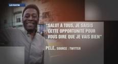 Pelé football twitter