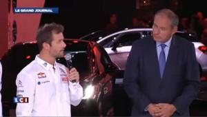Sébastien Loeb va lever le pied...partiellement