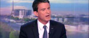 """Valls: """"le 49-3 pas pour passer en force mais parce que le texte est utile"""""""