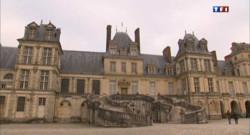 Chantier du château de Fontainebleau : visite en avant-première
