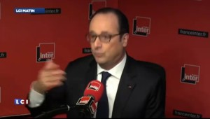 Hollande réaffirme que sa priorité est la baisse des déficits