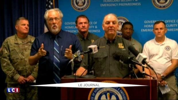 Inondations en Louisiane : 7000 personnes secourues, l'état de catastrophe naturelle déclaré