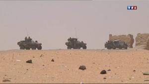 Le 13 heures du 6 avril 2013 : Mali, le combat continue - 365.89520678710943