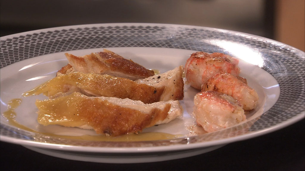 28 12 supr me de poularde petits plats en equilibre mytf1 - Mytf1 petit plat en equilibre ...