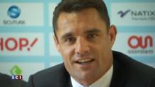 Rugby : Dan Carter enfin au Racing 92
